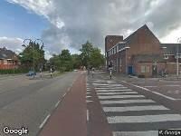 Ambulance naar Heemsteedse Dreef in Heemstede vanwege verkeersongeval