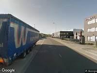 Politie naar Lodewijkstraat in Eindhoven vanwege ongeval met letsel
