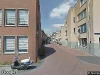 Ambulance naar Wijngaardstraat in Dordrecht