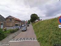 112 melding Brandweer naar Beneden Oostdijk in Den Bommel