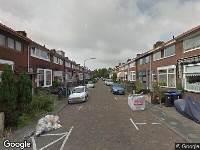 Ambulance naar Floresstraat in Dordrecht