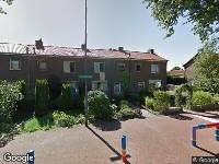 112 melding Besteld ambulance vervoer naar Geitenbergweg in Dieren
