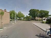 Brandweer naar Muiderslotstraat in Nijmegen