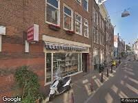 112 melding Brandweer naar Binnen Dommersstraat in Amsterdam