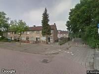Ambulance naar Viskaarweg in Hoogvliet Rotterdam