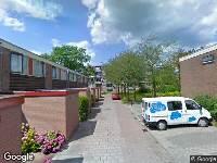 112 melding Brandweer naar Prinses Irenestraat in Deventer