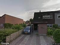 112 melding Ambulance naar De Geerkamp in Nijmegen
