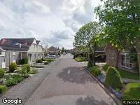 112 melding Ambulance naar Baardmannetje in Nieuw-Lekkerland