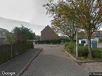 Ambulance naar Appelgaarde in Hellevoetsluis