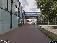 Ambulance naar Romboutslaan in Dordrecht