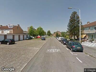 Ambulance naar Leeghwaterstraat in Breda