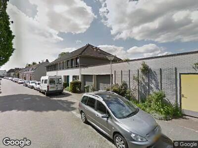 Ambulance naar Stuiverstraat in Eindhoven