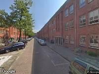 Brandweer naar Gerard Callenburgstraat in Amsterdam