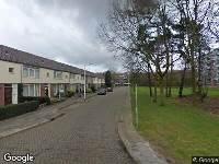 112 melding Ambulance naar Kruidenlaan in Tilburg