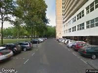 112 melding Ambulance naar Weerdestein in Amsterdam
