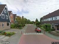 112 melding Ambulance naar Narcisstraat in 's-Gravendeel