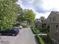 112 melding Ambulance naar Bisschop-Bekkerslaan in Rosmalen