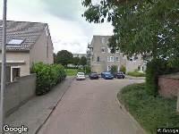 112 melding Ambulance naar Hoefslag in Bodegraven