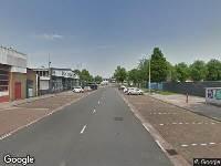 Brandweer naar Turbinestraat in Amsterdam