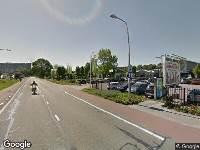 112 melding Ambulance naar Stokhasseltlaan in Tilburg