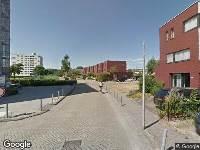 112 melding Ambulance naar J. de Baanlaan in Spijkenisse
