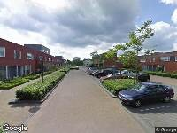 112 melding Ambulance naar Guda van Rennenbergstraat in Bavel