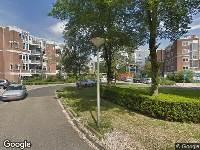 Ambulance naar Liendenhof in Amsterdam