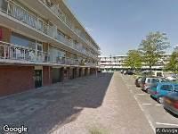 Ambulance naar Huygensplantsoen in Ridderkerk