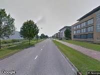 112 melding Ambulance en brandweer naar Meander in Arnhem vanwege reanimatie