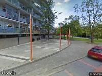 112 melding Brandweer naar Wederikstraat in Alphen aan den Rijn vanwege brand