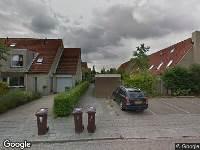 112 melding Besteld ambulance vervoer naar Sperwer in Sommelsdijk