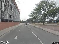 Ambulance naar Koningin Julianaplein in Zaandam vanwege verkeersongeval