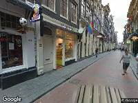 Brandweer naar Warmoesstraat in Amsterdam vanwege reanimatie