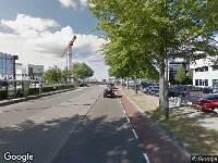 112 melding Ambulance naar Luchthavenweg in Eindhoven