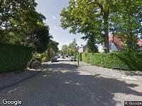 Ambulance naar Poortlaan in Wassenaar