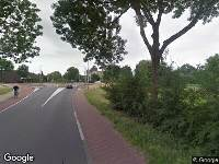 Brandweer naar Emmerikseweg in Zutphen vanwege waarnemen gaslucht