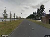 112 melding Ambulance naar Quarantaineweg in Rotterdam