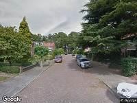112 melding Besteld ambulance vervoer naar Pastoor Nevestraat in Nijmegen