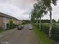 112 melding Brandweer naar Koekelarestraat in Breda