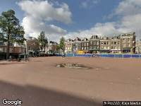 112 melding Ambulance naar Marie Heinekenplein in Amsterdam