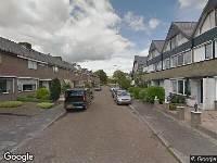 112 melding Ambulance naar Hortensiastraat in Zwijndrecht