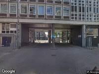 112 melding Ambulance naar Nieuwe Kerkstraat in Amsterdam
