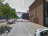 112 melding Ambulance naar Klokgebouw in Eindhoven