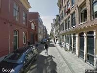 Ambulance naar Grote Bickersstraat in Amsterdam