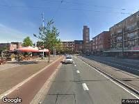 112 melding Ambulance naar Mercatorplein in Amsterdam