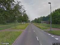 112 melding Politie naar Oud Pernisseweg in Pernis Rotterdam vanwege verkeersongeval