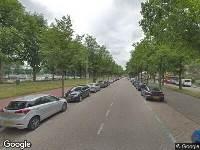 112 melding Politie naar Noordzijde in Amsterdam vanwege ongeval met letsel