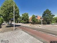 112 melding Politie naar Bernard Zweerskade in Amsterdam vanwege ongeval met letsel