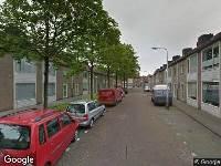 112 melding Ambulance naar Fornebustraat in Tilburg