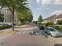 112 melding Ambulance naar Halleyweg in Dordrecht
